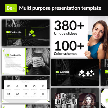 PowerPoint Template # 80941