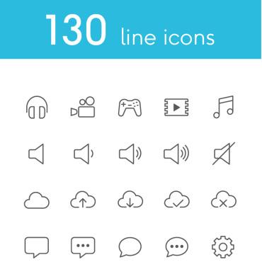 Icon Sets # 82179