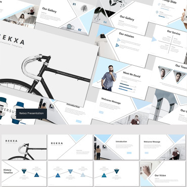 PowerPoint Template # 83133