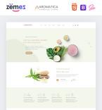 Aromatica Website Template