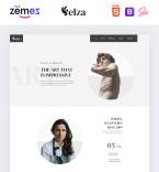 Elza Website Template