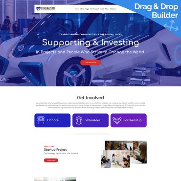Website Template № 100041