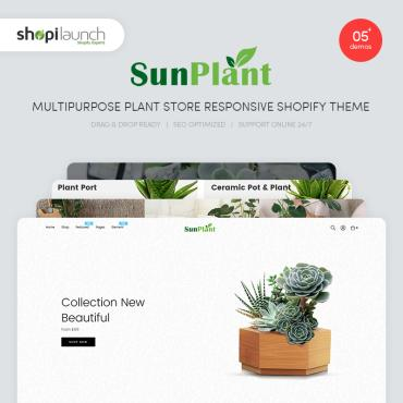 Website Template № 100069