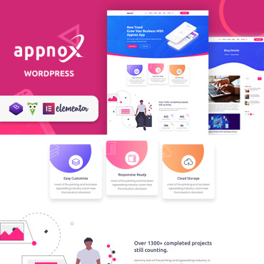 Website Template № 100117