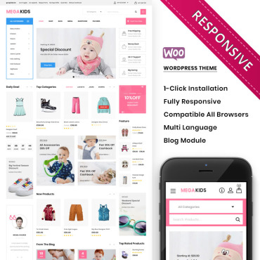 Template WooCommerce #100120
