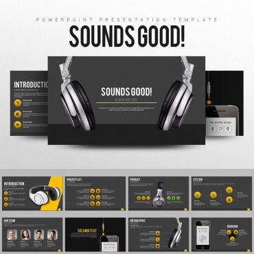 Website Template № 100131
