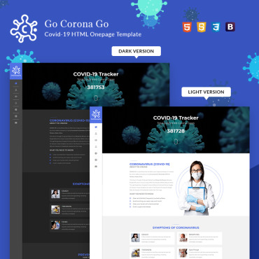 Template Web Design HTML, JS şi CSS #100363