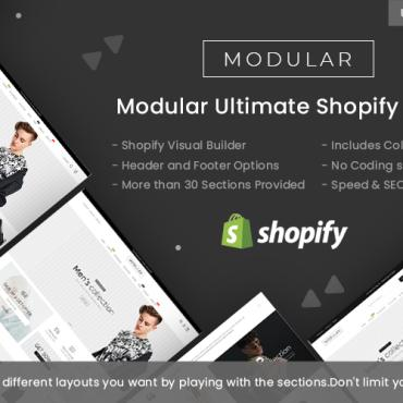 Website Template № 100365