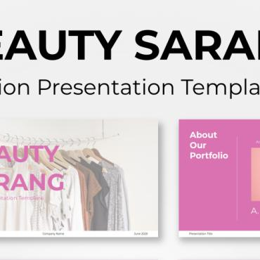 Template PowerPoint #100536