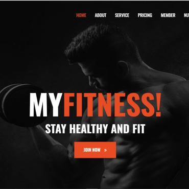 Website Template № 100562