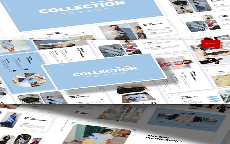 Collection | PowerPoint Template