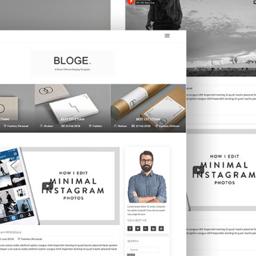 Website Template № 100743