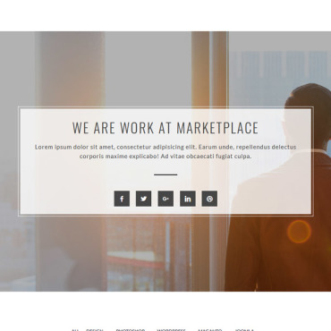 Website Template № 100747