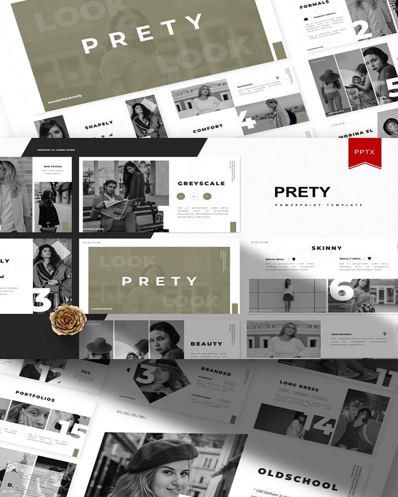 Prety | PowerPoint Template