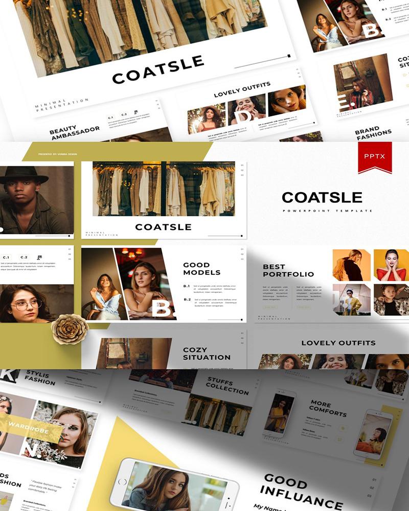 Coatsle | PowerPoint Template