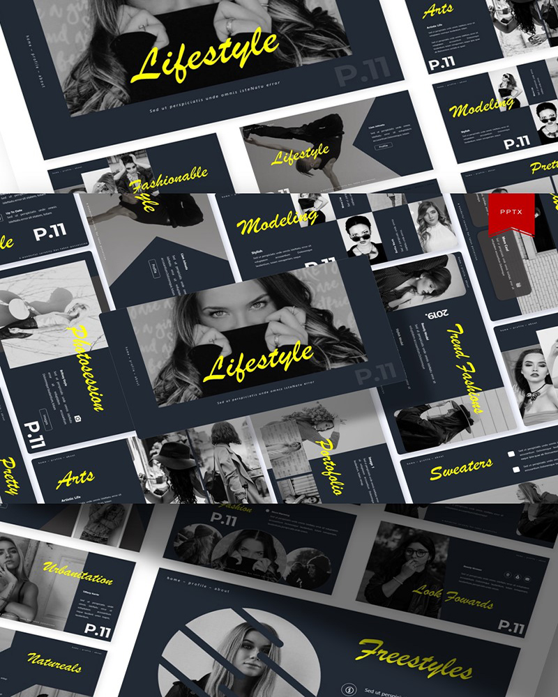 Lifestyle | PowerPoint Template