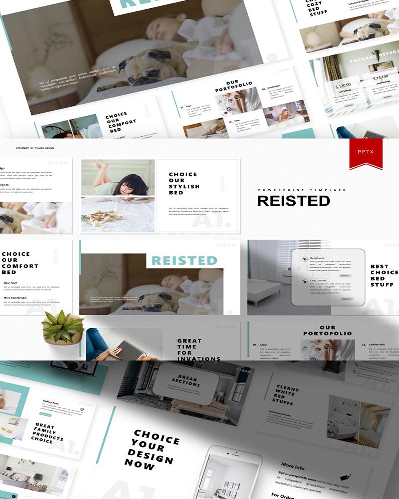 Raisted | PowerPoint Template