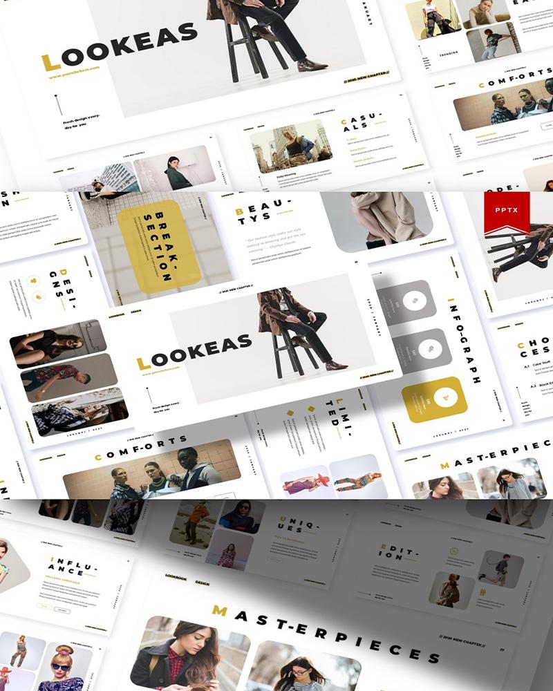 Lookeas | PowerPoint Template