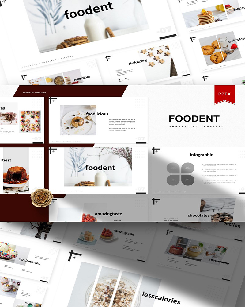 Foodent | PowerPoint Template