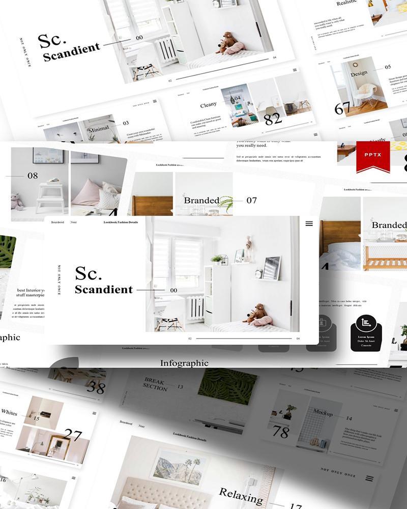 Scandient | PowerPoint Template