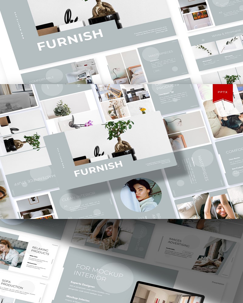 Furnish | PowerPoint Template