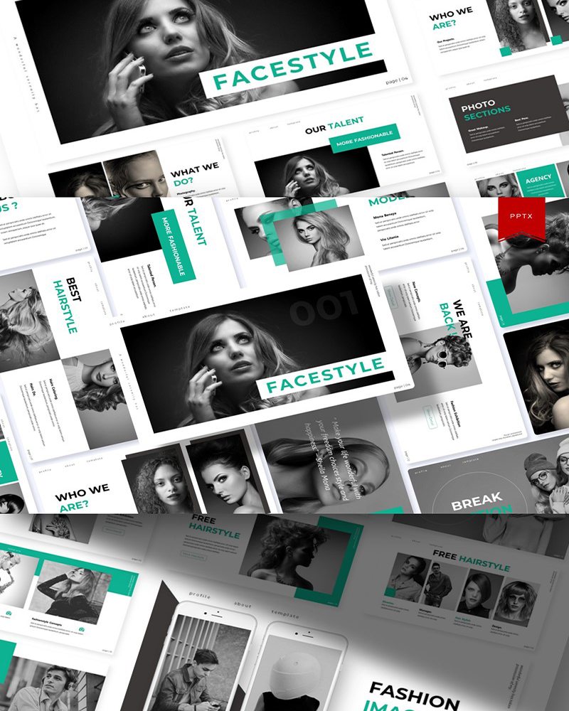 Fecestyle | PowerPoint Template