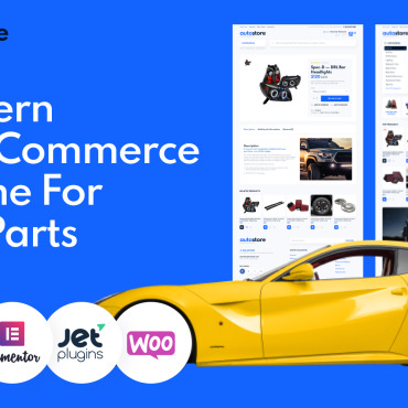 Template WooCommerce #101018
