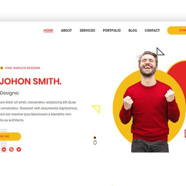 Website Template № 101094