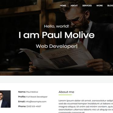 Website Template № 101098