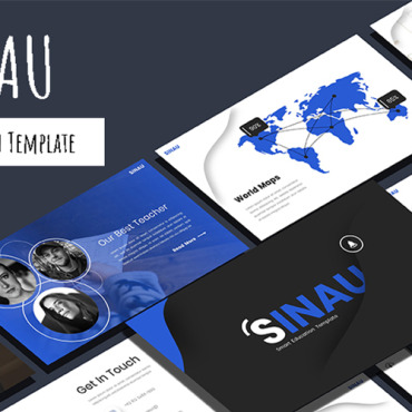 Website Template № 101492
