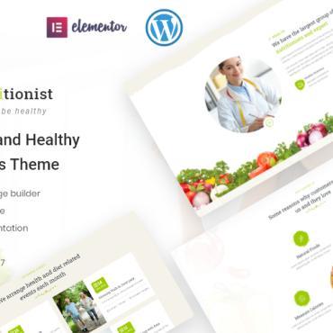 Template Medicină WordPress #101563