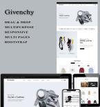 Šablona pro Shopify #101669