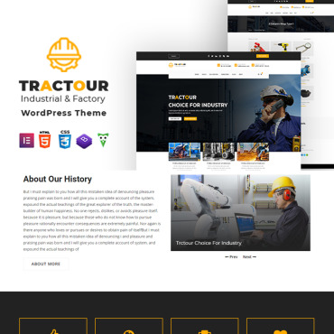 Website Template № 101670