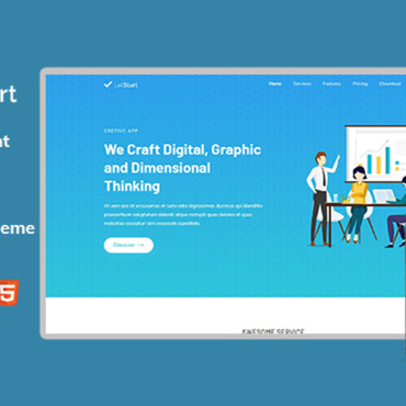 Website Template № 101672