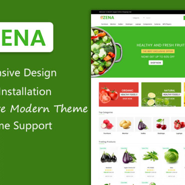 Website Template № 101809