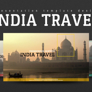 Template Turism PowerPoint #101848