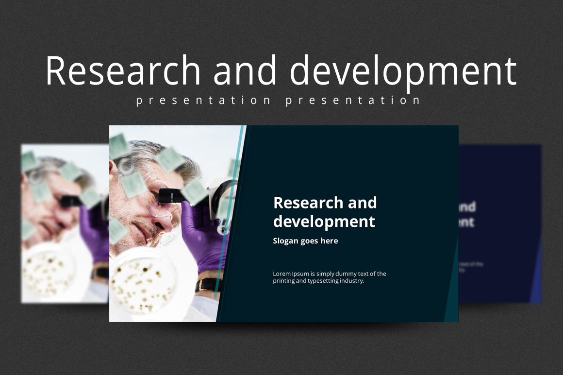 Research and Development PowerPoint Template
