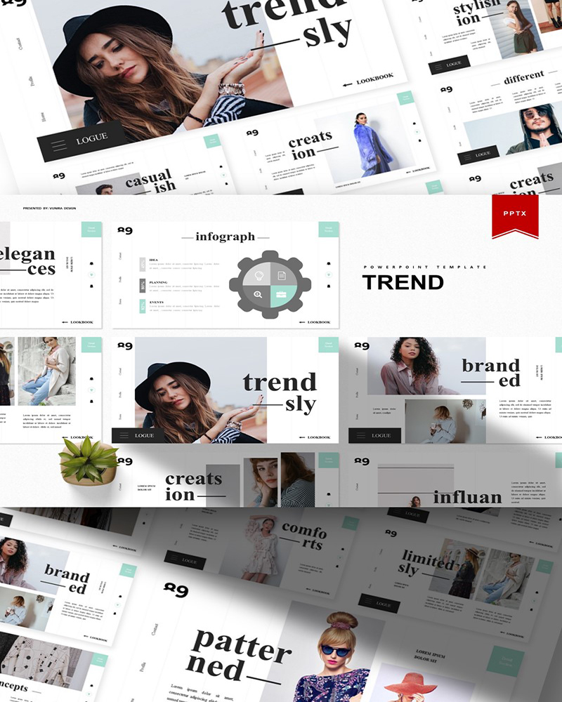 Trend | PowerPoint Template