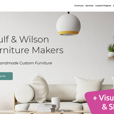 Website Template № 101932