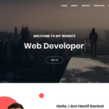 Website Template № 101936