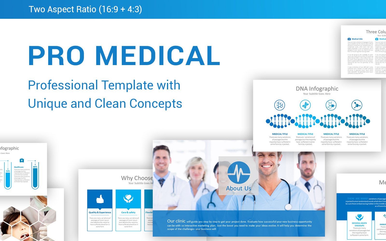 Pro Medical Presentation PowerPoint Template