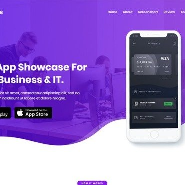 Website Template № 102492