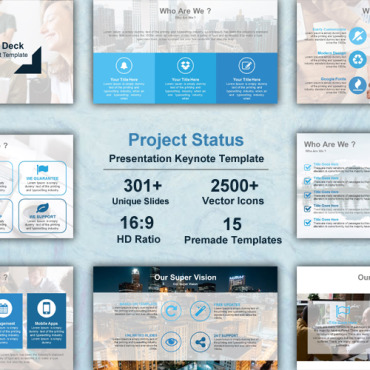 Template Keynote Templates #102562