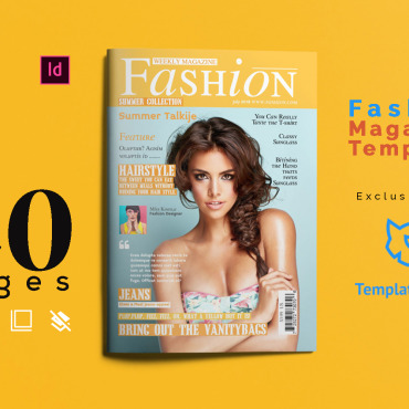 Template Afaceri Magazine Templates #102574