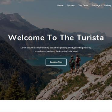 Website Template № 102710