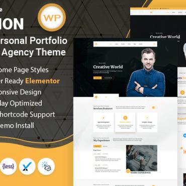 Template Afaceri WordPress #102712