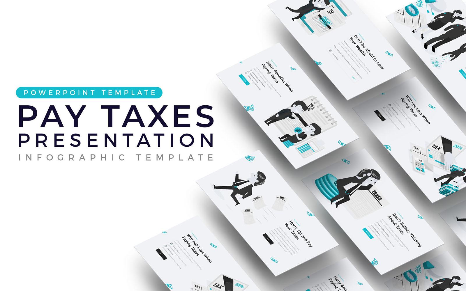 Tax Presentation PowerPoint Template
