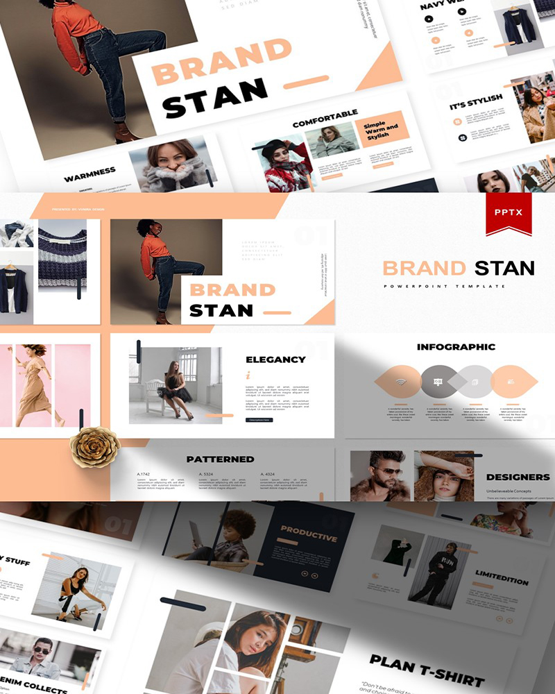 Brandstan | PowerPoint Template