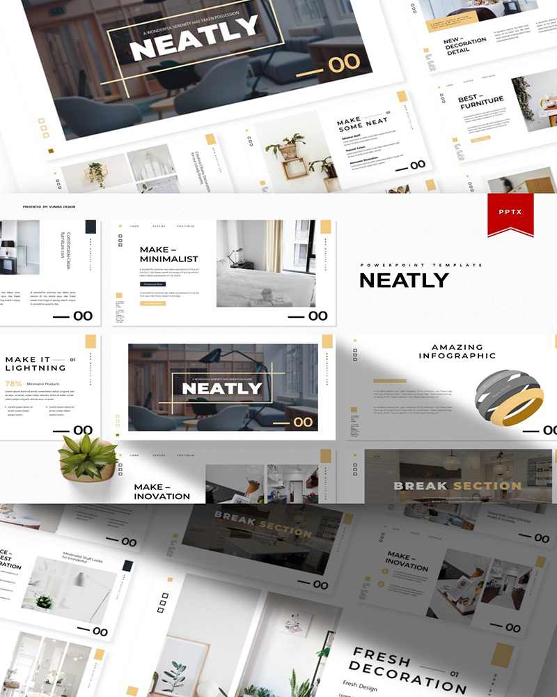 Neatly | PowerPoint Template