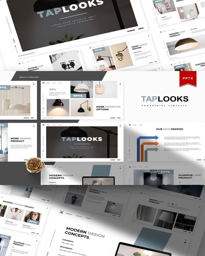 Taplooks | PowerPoint Template